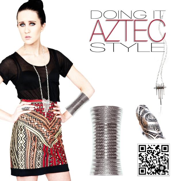 Doing It Aztec Style
